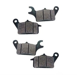 Pad Set Right and Left Yamaha Tricity 125/150