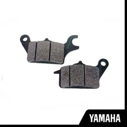 Rear Brake Pad Set Yamaha Tricity 125 2014/15