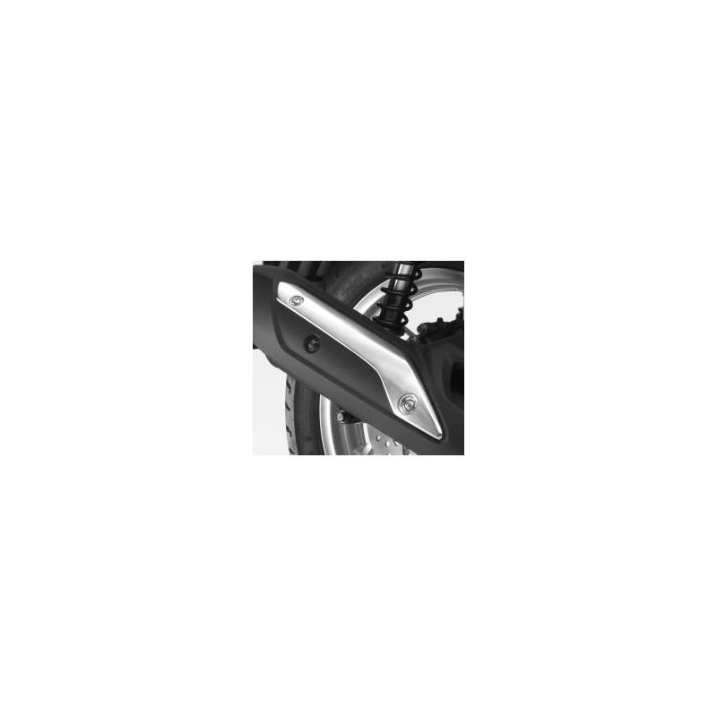 Protector Muffler Chrom Honda Sh125 / Sh150
