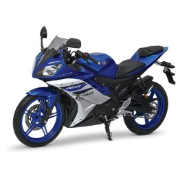 Kit Sticker Bleu 2016 Yamaha YZF R15