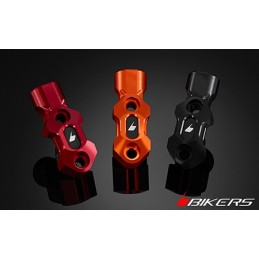 Rotating Bar Clamp Right Bikers Kawasaki Z1000