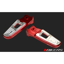 Rear Footrests NEW Bikers Honda PCX