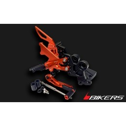 Rear Set Bikers Ktm RC 200 / 390