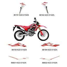 Full Set Marks Honda CRF 250L 2017