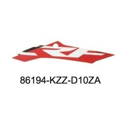 Autocollant Flanc Centre Gauche Honda CRF 250L 2017