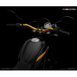 Guidon Fat 28.6mm Bikers Ducati Scrambler