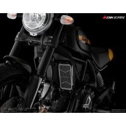 Grille Protection Refroidissement Stainless Bikers Ducati Scrambler