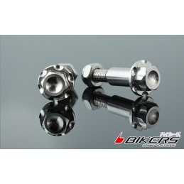 Stainless Bolt for Levers Bikers Kawasaki Z1000