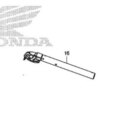 Guidon Coté Gauche Honda CBR 650F
