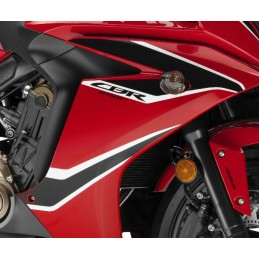 Set Marks Cowling Right Honda CBR650F Red 2017 2018