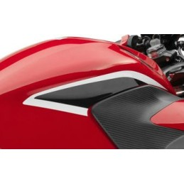 Autocollant Reservoir Droit Honda CBR650F Rouge 2017