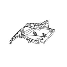 Carénage Face Intérieur Droit Yamaha YZF R15 2017