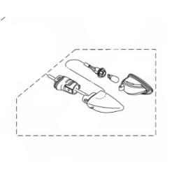 Rear Left Flasher Light Yamaha YZF R15 2017 2018 2019 2020