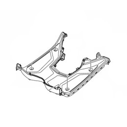 Board Footrest Yamaha Tricity 125/150 2016 2017