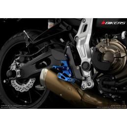 Set Arrière Bikers Yamaha MT-07