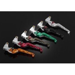 Folding Adjustable Clutch Lever Bikers Kawasaki Ninja 400