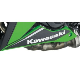 Pattern Lower Cowling Left Kawasaki NINJA 650 KRT 2017