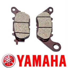 Plaquettes Avant Yamaha XMAX 300