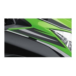 Autocollant Face Avant Inferieur Droit Kawasaki NINJA 650 KRT 2017