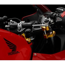 Kit Fixation Amortisseur Direction Bikers Honda CBR500R 2016 2017 2018