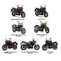 Couvre Reservoir Essence Honda CB300F
