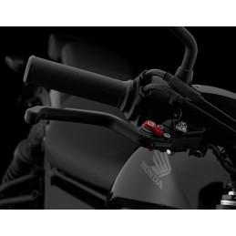 Poignée Frein Avant Réglable Noir Bikers Honda CMX 300 Rebel 2017 2018