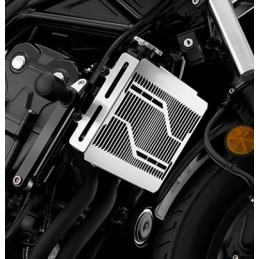 Grille Protection Radiateur Stainless Bikers Honda CMX 300 Rebel 2017 2018