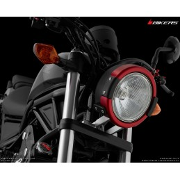 Couvre Phare Avant Bikers Honda CMX 300 Rebel 2017 2018