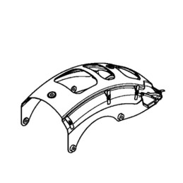 Rear Fender Inner Honda CMX 300 Rebel