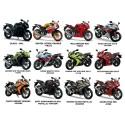 Carénage Centre Droit Honda CBR300R