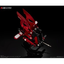 Rear Set Bikers Honda CBR250R