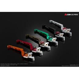 Folding Adjustable Brake Lever Bikers Kawasaki Ninja 250R
