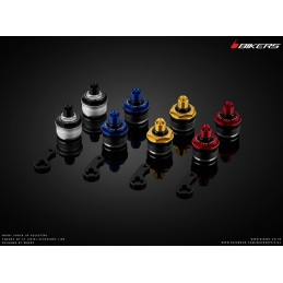 Front Shock up Adjusters Bikers Yamaha MT-07