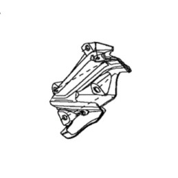 Intérieur Ecope Partie Arrière Droit Kawasaki Z900 2017 2018 2019