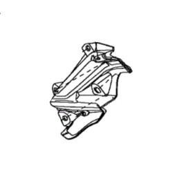 Intérieur Ecope Partie Arrière Droit Kawasaki Z900 2017 2018