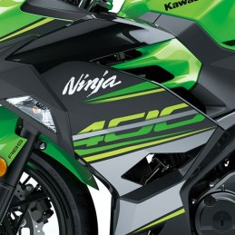 Cowling Front Left Side Upper Kawasaki NINJA 400