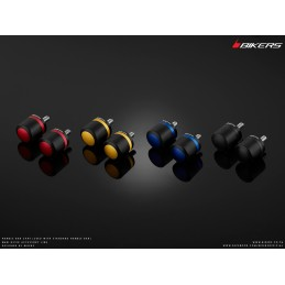 Handle Bar Caps Original Bikers BMW G310R 2018