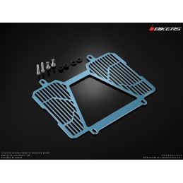 Titanium Radiator Guard Bikers BMW G310R 2018