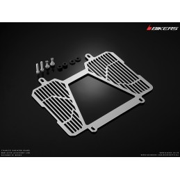 Protection Radiateur Stainless Bikers BMW G310R