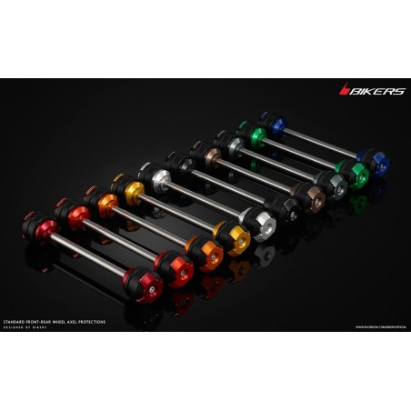 Rear Axle Slider Bikers Honda Grom Msx 125