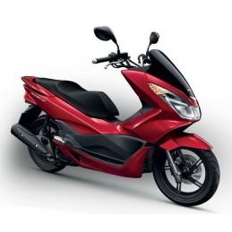 Kit Carrosserie Rouge Candy Rosy Honda PCX 125/150 v3