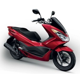 Set Body Fairing Candy Rosy Red Honda PCX 125/150 v3