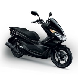 Set Body Fairing Asteroid Black Metallic Honda PCX 125/150 v3