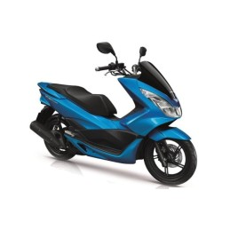 Kit Carrosserie Bleu Candy Caribbean Sea Honda PCX 125/150 v3