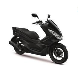 Kit Carrosserie Noir/Gris Mat Axis Métallique Honda PCX 125/150 v3