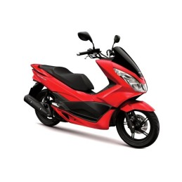Set Body Fairing Millenium Red Honda PCX 125/150 v3
