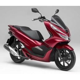 Kit Carrosserie Rouge Candy Diesel Honda PCX 125/150 v4 2018 2019 2020