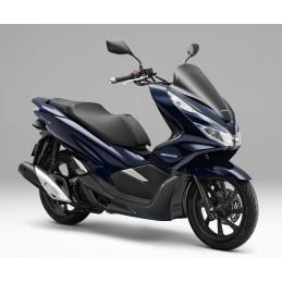 Kit Carrosserie Bleu Perle Siren Honda PCX 125/150 v4 2018 2019 2020