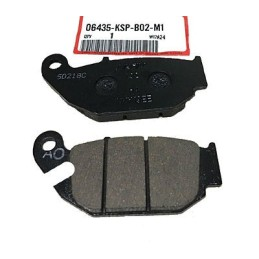 Rear Pad Set Honda CB300R