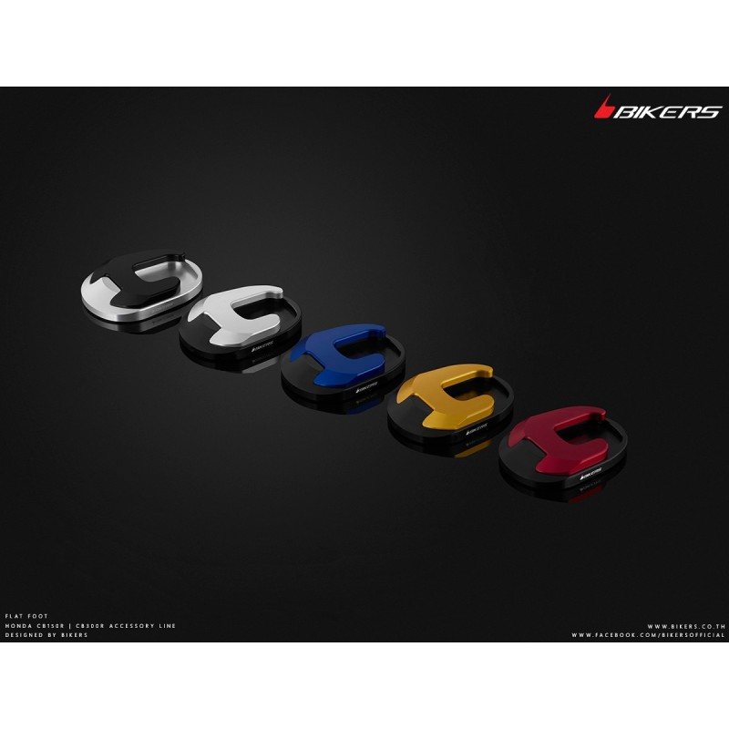 Flat Foot Bikers Honda Forza 300